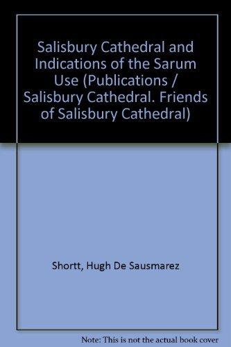 Salisbury Cathedral and indications of the Sarum: Hugh de Sausmarez