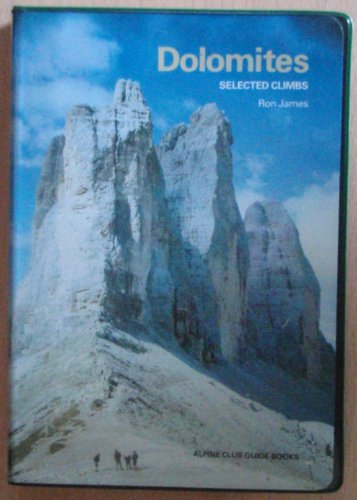9780900523557: Dolomites: Selected Climbs
