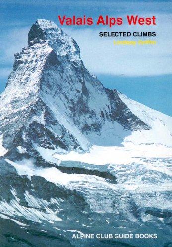 9780900523618: Valais Alps West, Switzerland: Alpine Club Selected Climbs