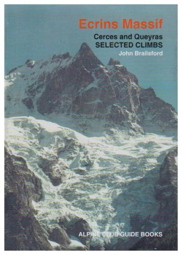 9780900523632: Ecrins Massif: Selected Climbs