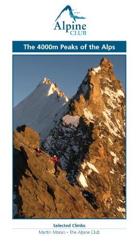 4000m Peaks Of The Alps: Martin Moran