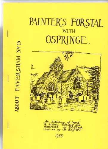 9780900532252: Painters Forstal with Ospringe