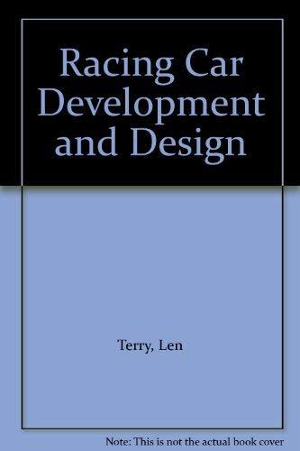 9780900549205: Racing Car Development and Design