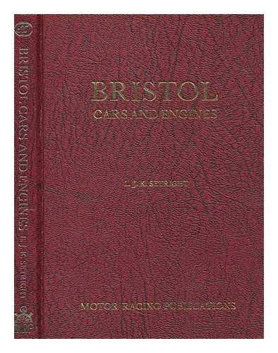 9780900549229: Bristol cars and engines