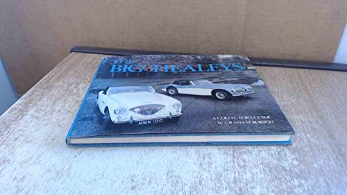 9780900549557: The Big Healey's: Collector's Guide (Collectors Guides)