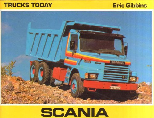 9780900549588: Trucks Today Series: Scania