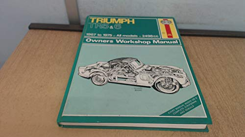 9780900550317: Triumph TR5, 250 and 6 Owner's Workshop Manual (Haynes classic owners workshop manuals)