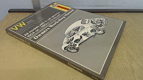 VOLKSWAGEN BEETLE 1200 Owners Workshop Manual [1954: Haynes, J. H.
