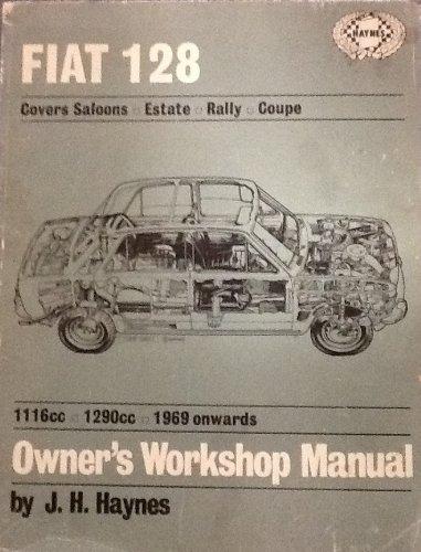 9780900550874: Fiat 128 Owner's Workshop Manual