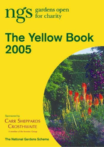 The Yellow Book 2005: Gardens Scheme National