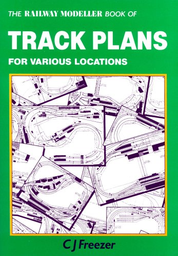 9780900586101: The Railway Modeller Book of Track Plans for Various Locations, No. 1