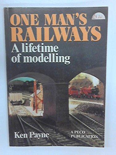 9780900586200: One Man's Railways