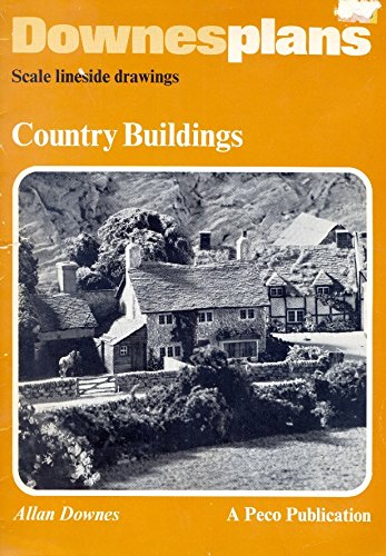 9780900586477: Country Buildings
