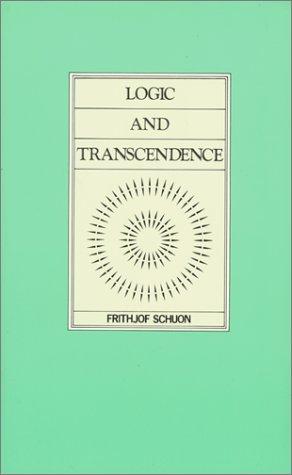 9780900588266: Logic and Transcendence