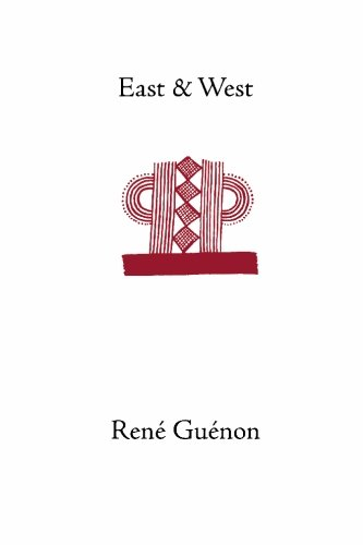 East and West: Rene Guenon