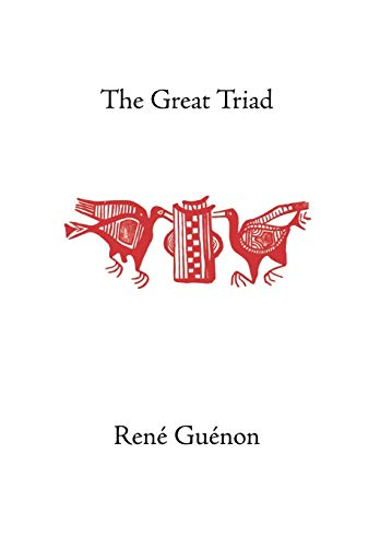 9780900588402: The Great Triad (Works)