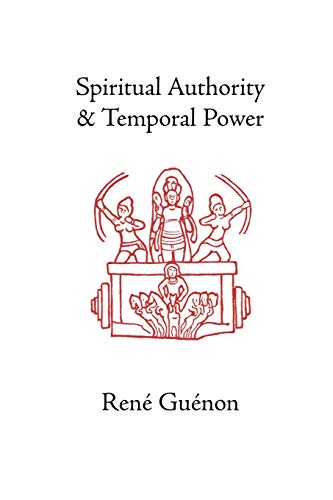 9780900588464: Spiritual Authority and Temporal Power