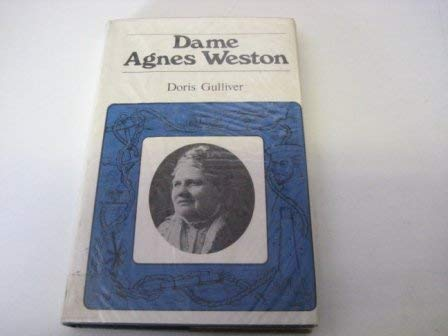 9780900592270: Dame Agnes Weston