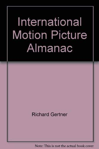 9780900610363: International Motion Picture Almanac