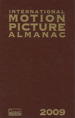 9780900610844: International Motion Picture Almanac 2009