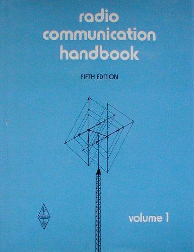 9780900612299: Radio Communication Handbook: v. 1