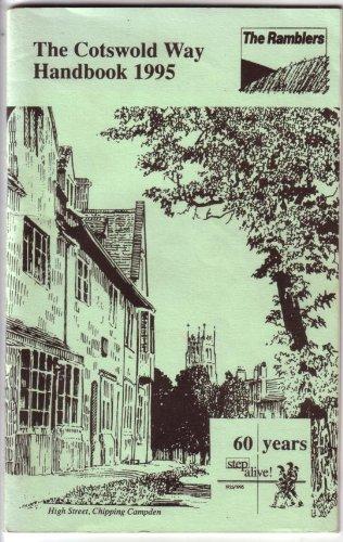 9780900613852: Cotswold Way Handbook 1996