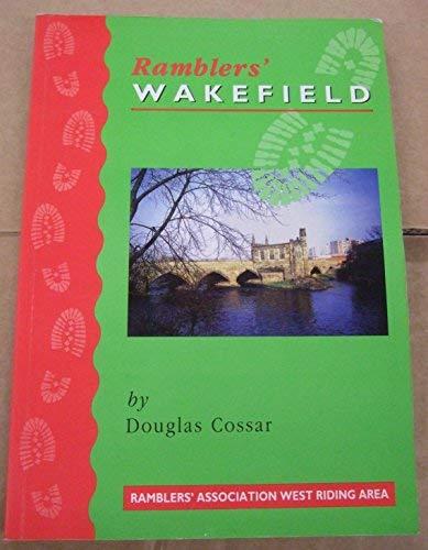Ramblers' Wakefield: Douglas Cossar