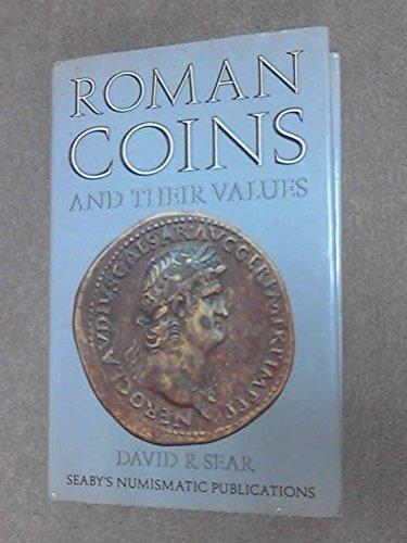 Roman Coins and Their Values 1970 ([Seaby's: David R. Sear
