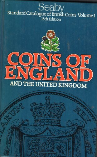 9780900652585: Coins of England and the United Kingdom; Standard Catalogue of British Coins Volume I.
