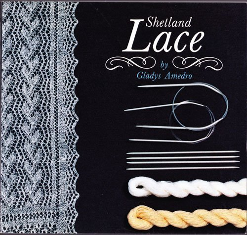 9780900662898: Shetland Lace