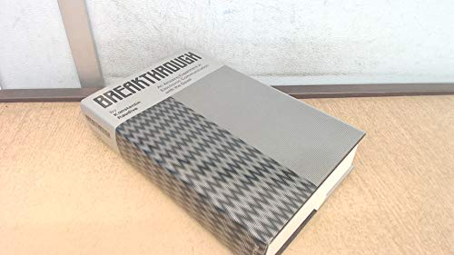 9780900675546: Breakthrough: An Amazing Experiment in Electronic Communication with the Dead