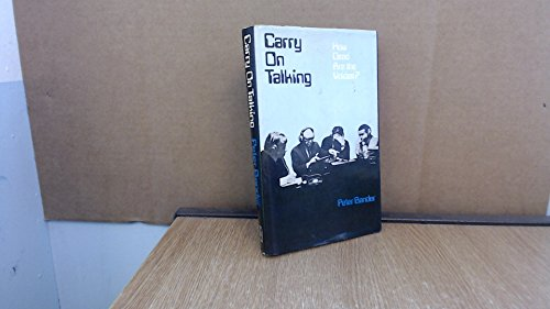 9780900675669: Carry on Talking: How Dead are the Voices?