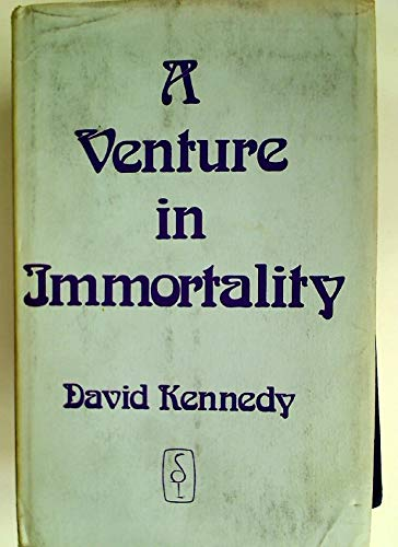 9780900675799: Venture in Immortality