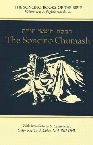 9780900689246: The Soncino Chumash
