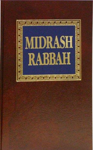 Midrash Rabbah. Ruth translated by R.Dr.L.Rabinowitz bound