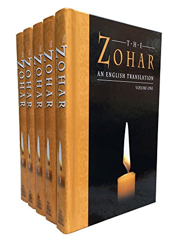 9780900689390: Zohar (5 Volume set)