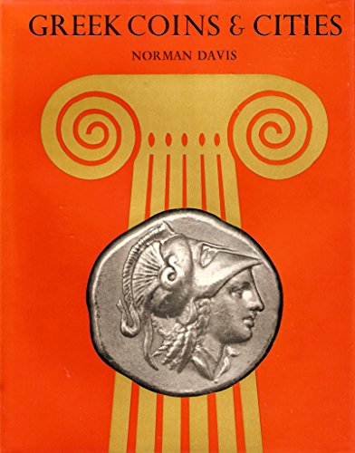 9780900696213: Greek Coins & Cities