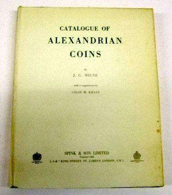 9780900696367: Catalogue of Alexandrian Coins