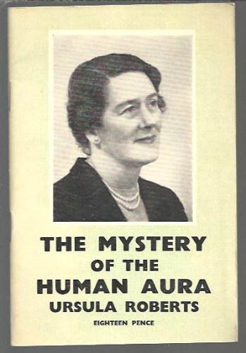 9780900697098: Mystery of the Human Aura