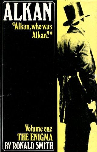 9780900707391: Alkan: The Enigma v. 1