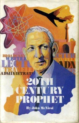 20th Century Prophet: Frederick A. Tatford: MacNicol, John
