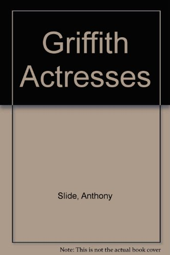 9780900730719: Griffith Actresses