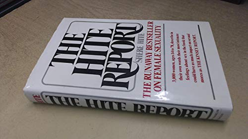 9780900735431: Hite Report: Study of Male Sexuality
