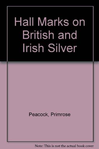 9780900737022: Hall Marks on British and Irish Silver