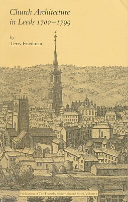 Church Architecture in Leeds 1700-1799