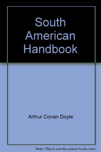 9780900751080: South American Handbook 1977