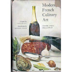 9780900778162: Modern French Culinary Art