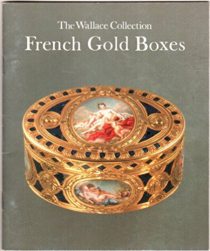 9780900785078: French Gold Boxes