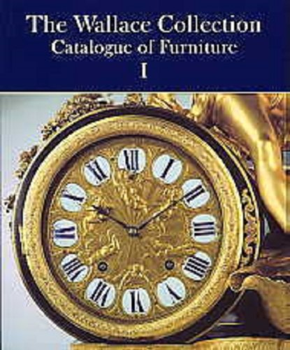 9780900785511: Wallace Collection Catalog of Furniture