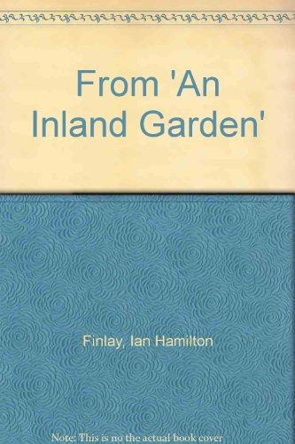 9780900805240: From 'An Inland Garden'